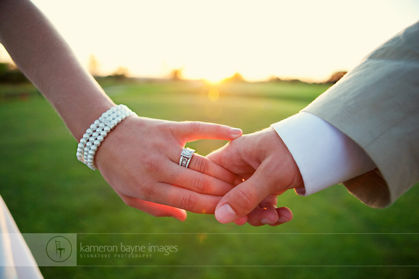 Kameron Bayne Images - Wedding Rings Holding HandsWedding Rings Holding Hands