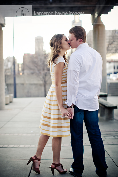 Hire A Photographer >> Allie + Addison | Engaged to be Married » Kameron Bayne Images